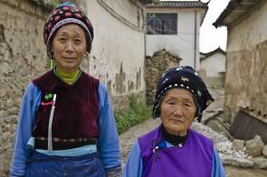 Bai minority Ladies