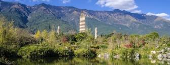 Les 3 pagodes